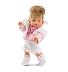 """Llorens Lucia 11"""" Doll"""