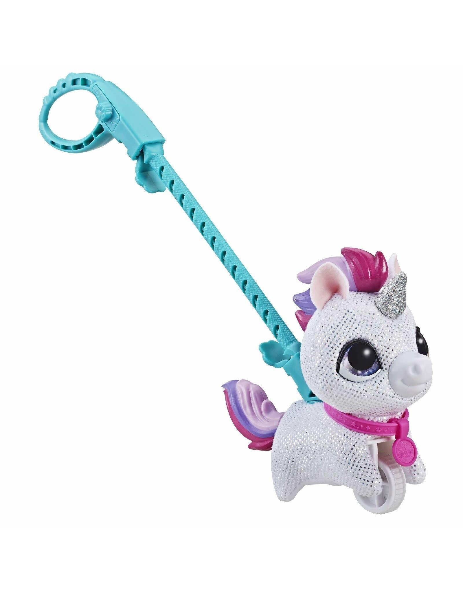 Hasbro FURREAL LIL WAGS Unicorn