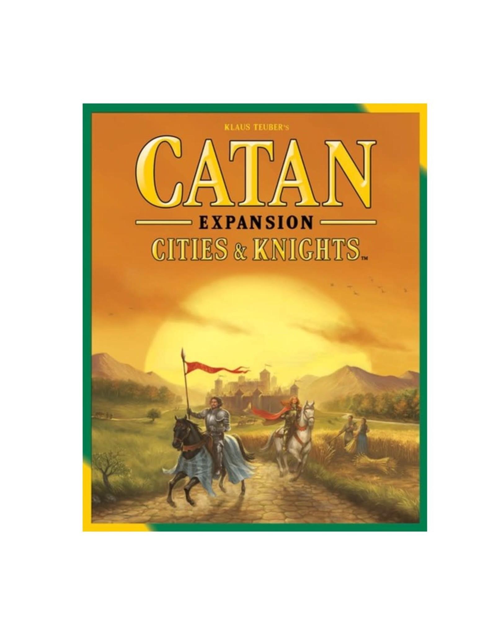 Asmodee Catan Exp: Cities & Knights