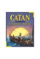 Asmodee Catan Exp: Explorers & Pirates