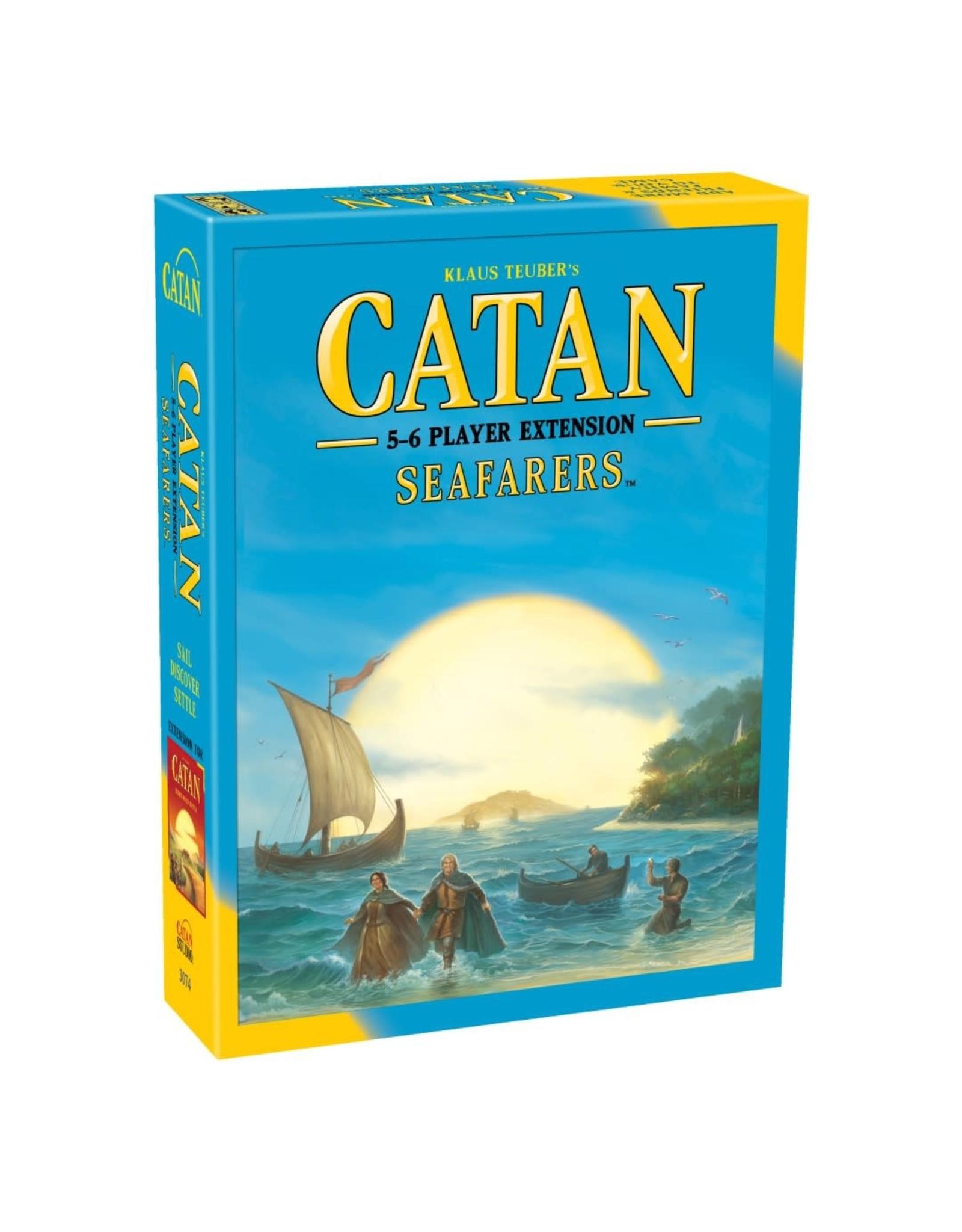 Asmodee Catan Ext: Seafarers 5-6 Player