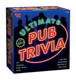 University Games Ultimate Pub Trivia