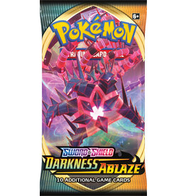 Pokemon Pokemon Darkness Ablaze Booster