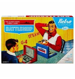 Hasbro RETRO BATTLESHIP