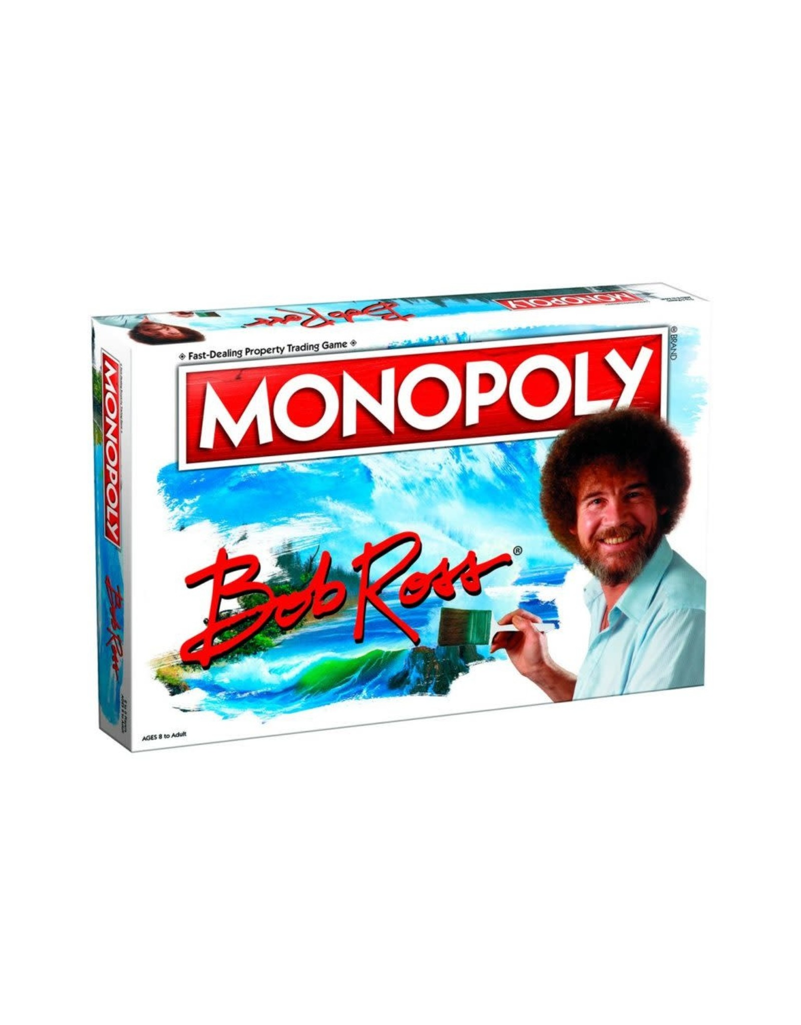 Hasbro Bob Ross Monopoly
