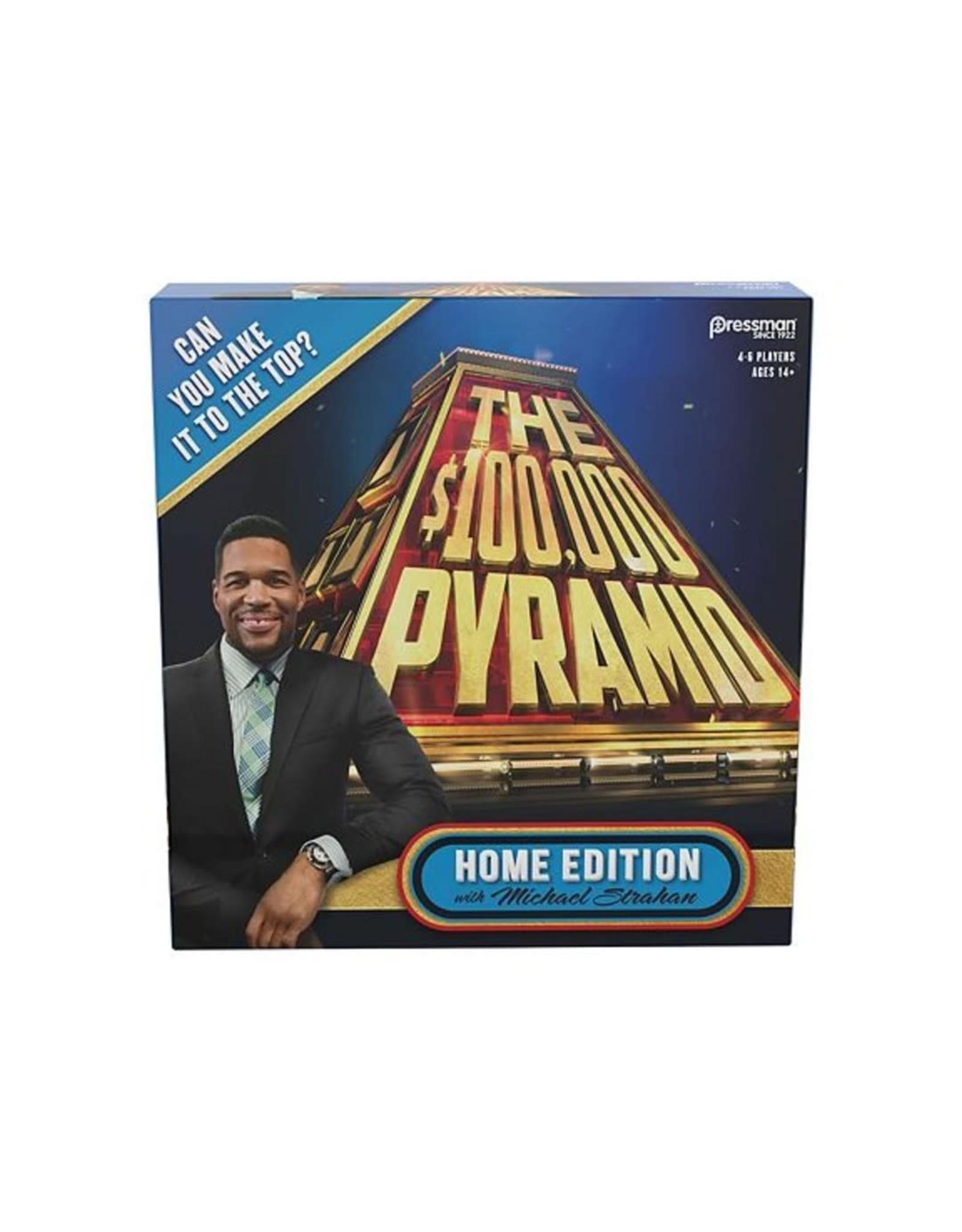 Goliath $100,000 Pyramid