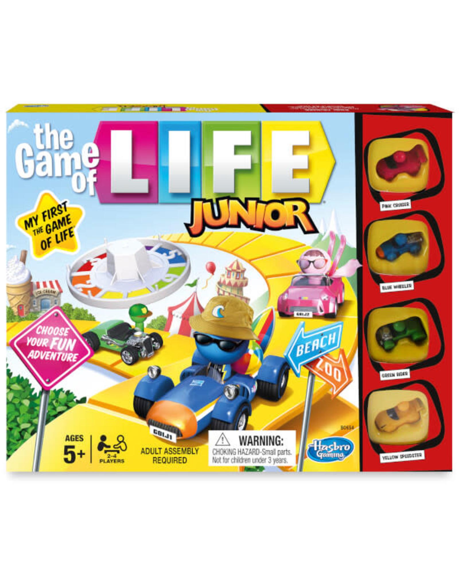 Hasbro Game Of Life Jr.