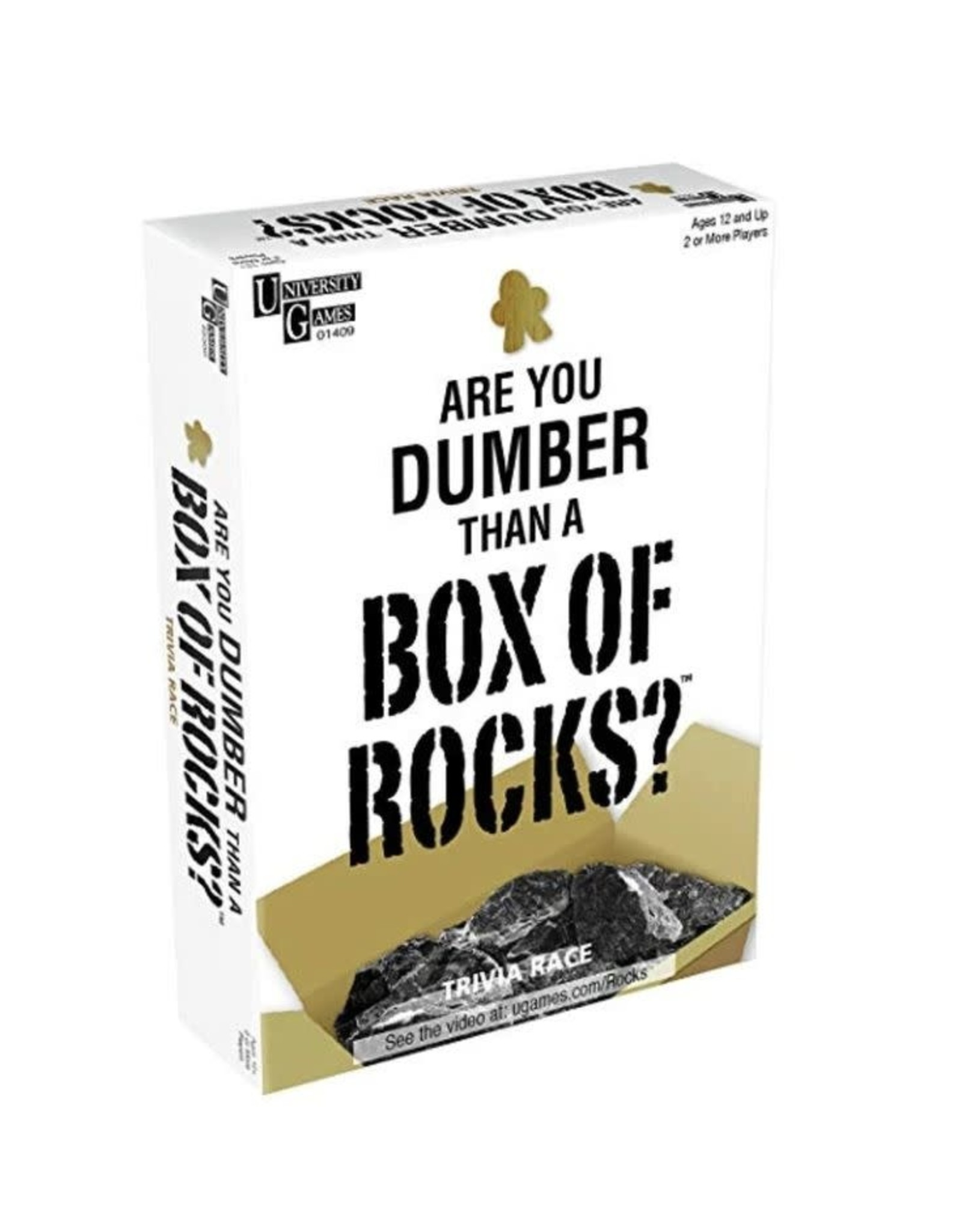 University Games Are You Dumber Than A Box of Rocks