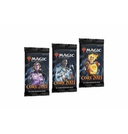 Magic the Gathering MTG Core 2021 Booster