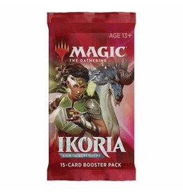 Magic the Gathering MTG Ikoria Booster