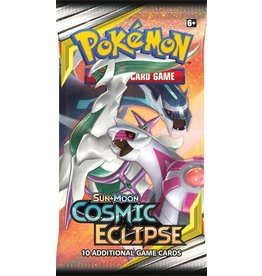 Pokemon PokemonCosmic Eclipse Booster