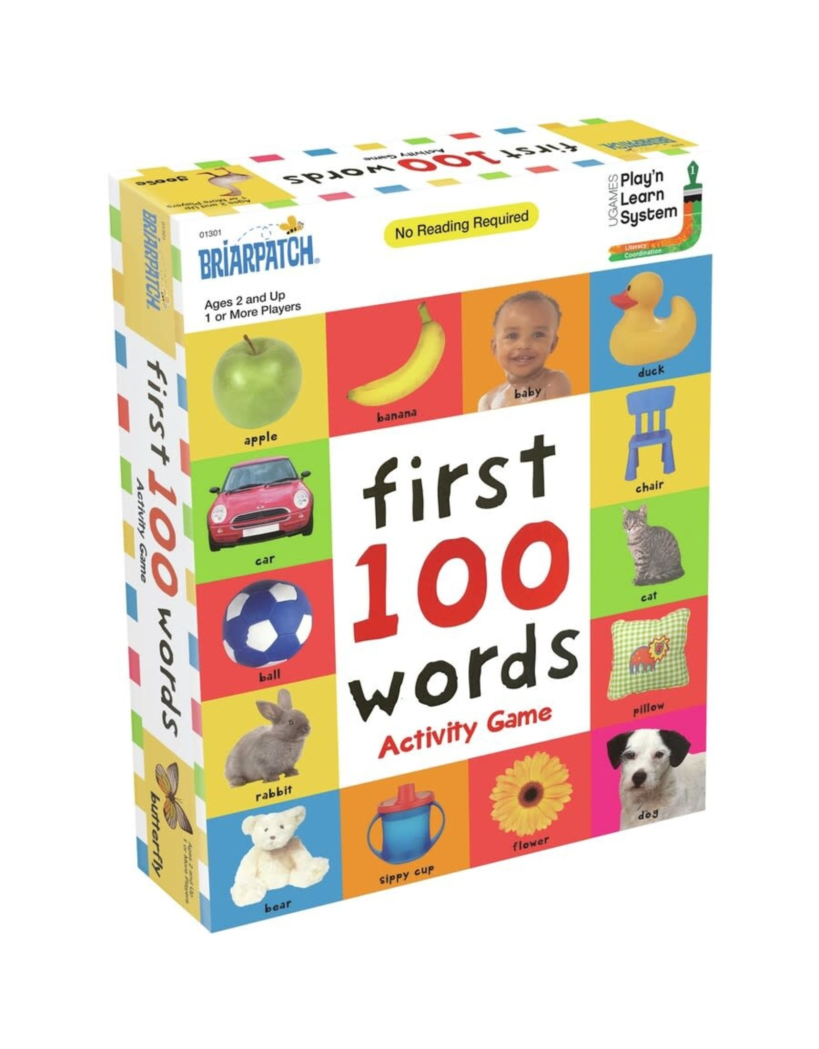University Games First 100 Words (Ages 2+)