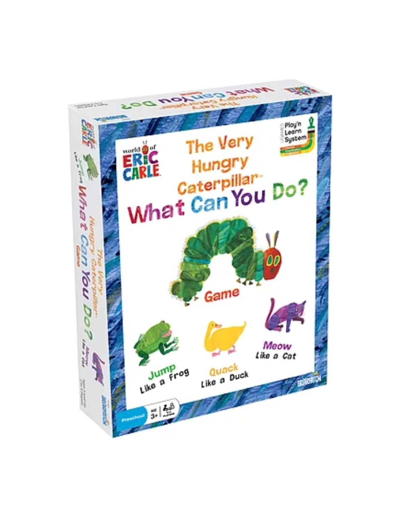 University Games Eric Carle What Can You DO? Game