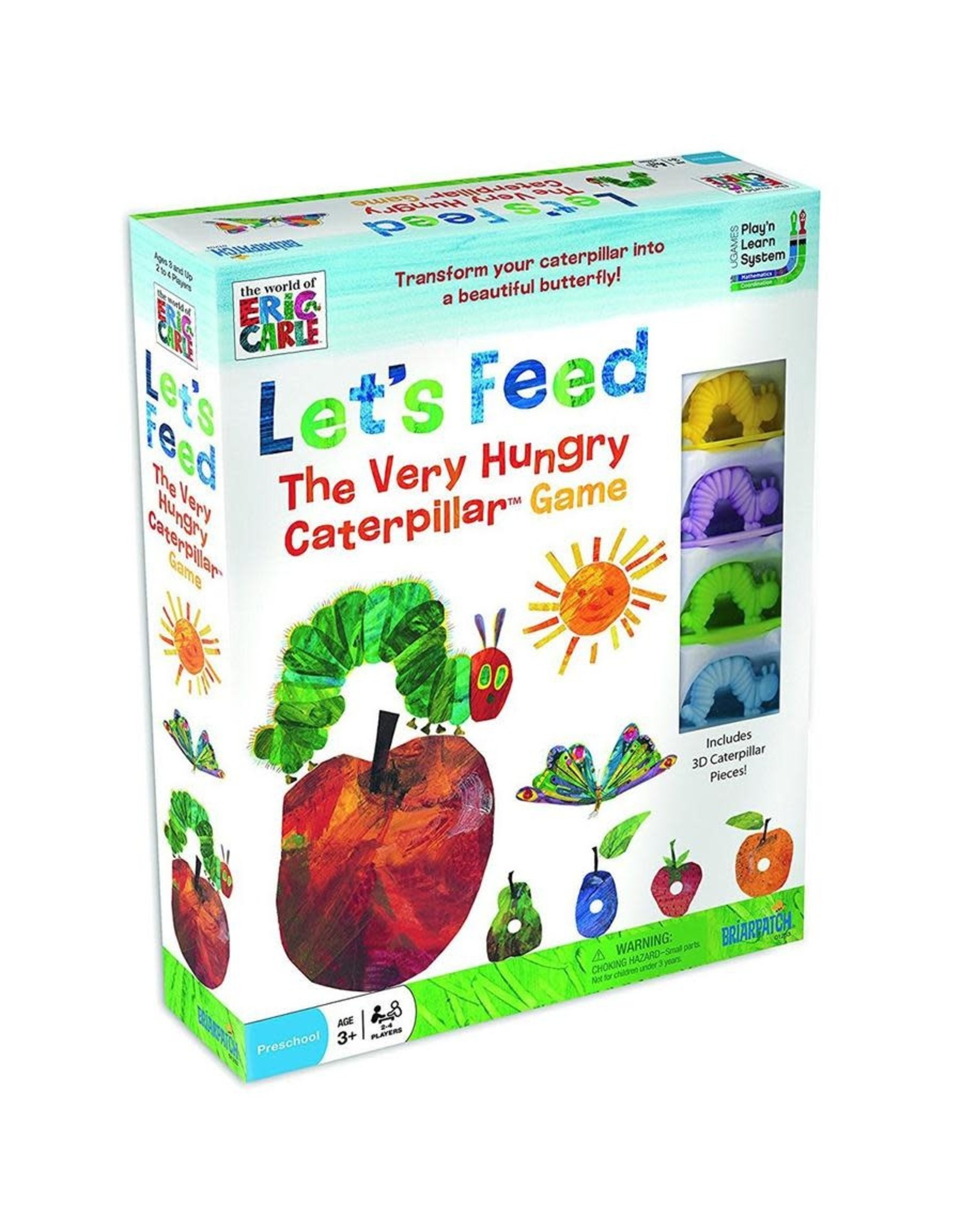 University Games Let's Feed the Very Hungry Caterpillar Game