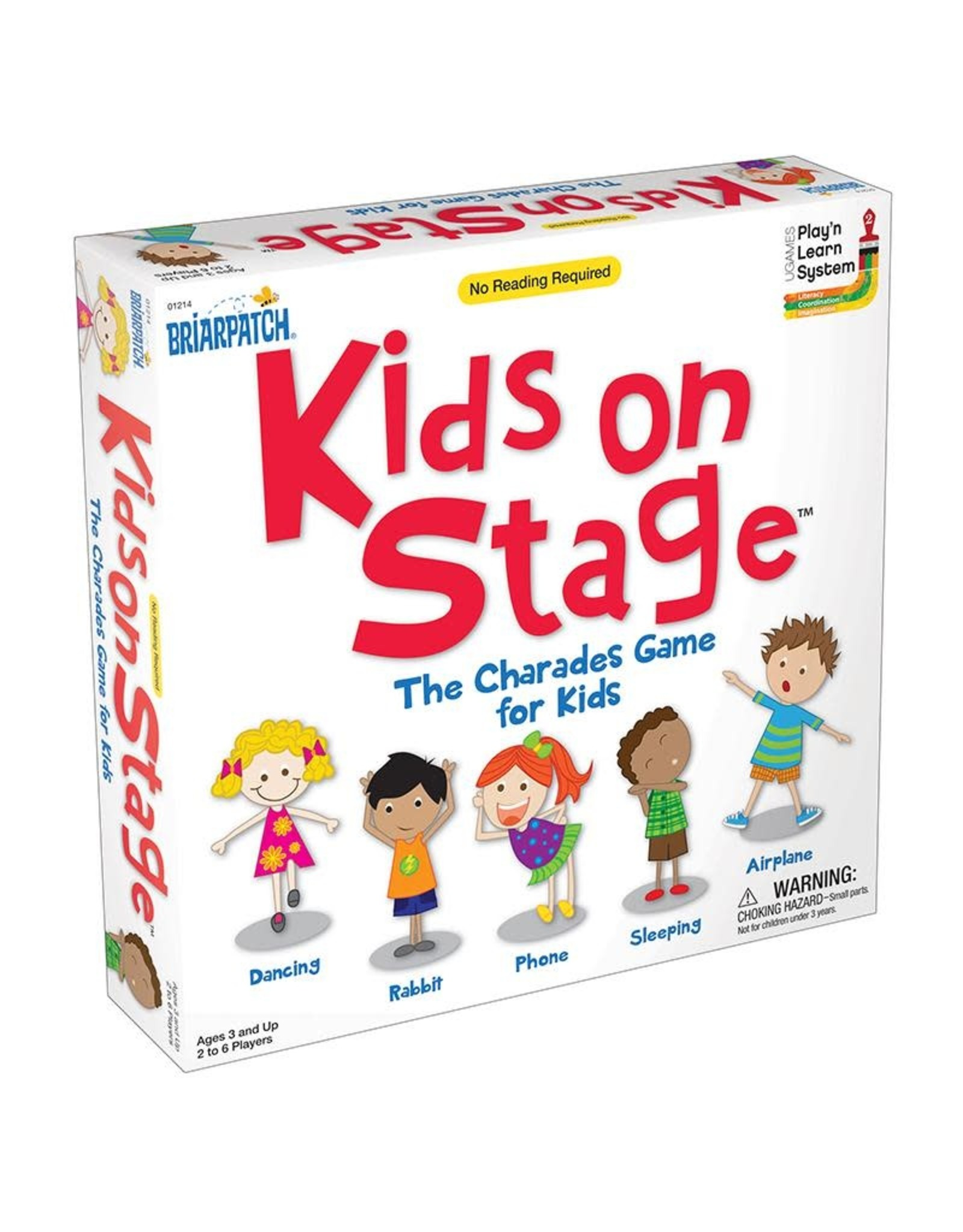 University Games Kids on Stage (Square)