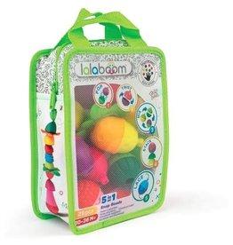 Lalaboom Bag of Beads  21 pcs