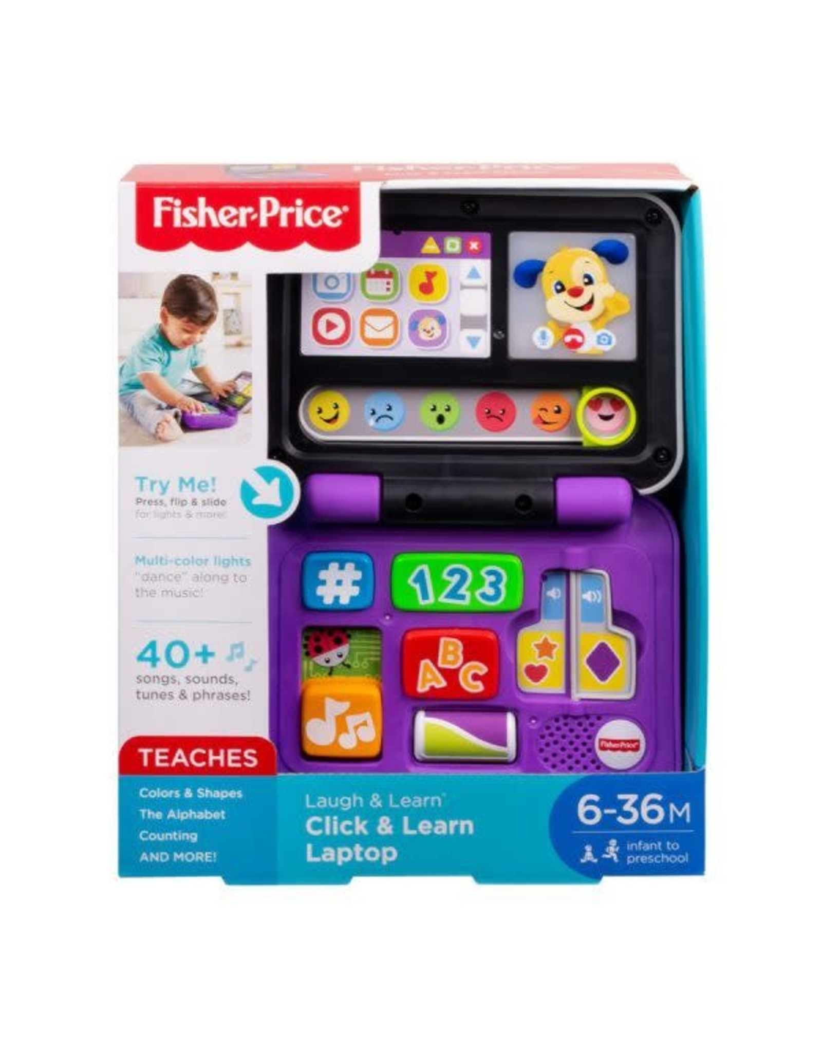 Fisher Price Laugh N Learn Laptop