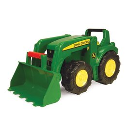 TOMY John Deere Big Scoop 21 Inch Tractor With Loader