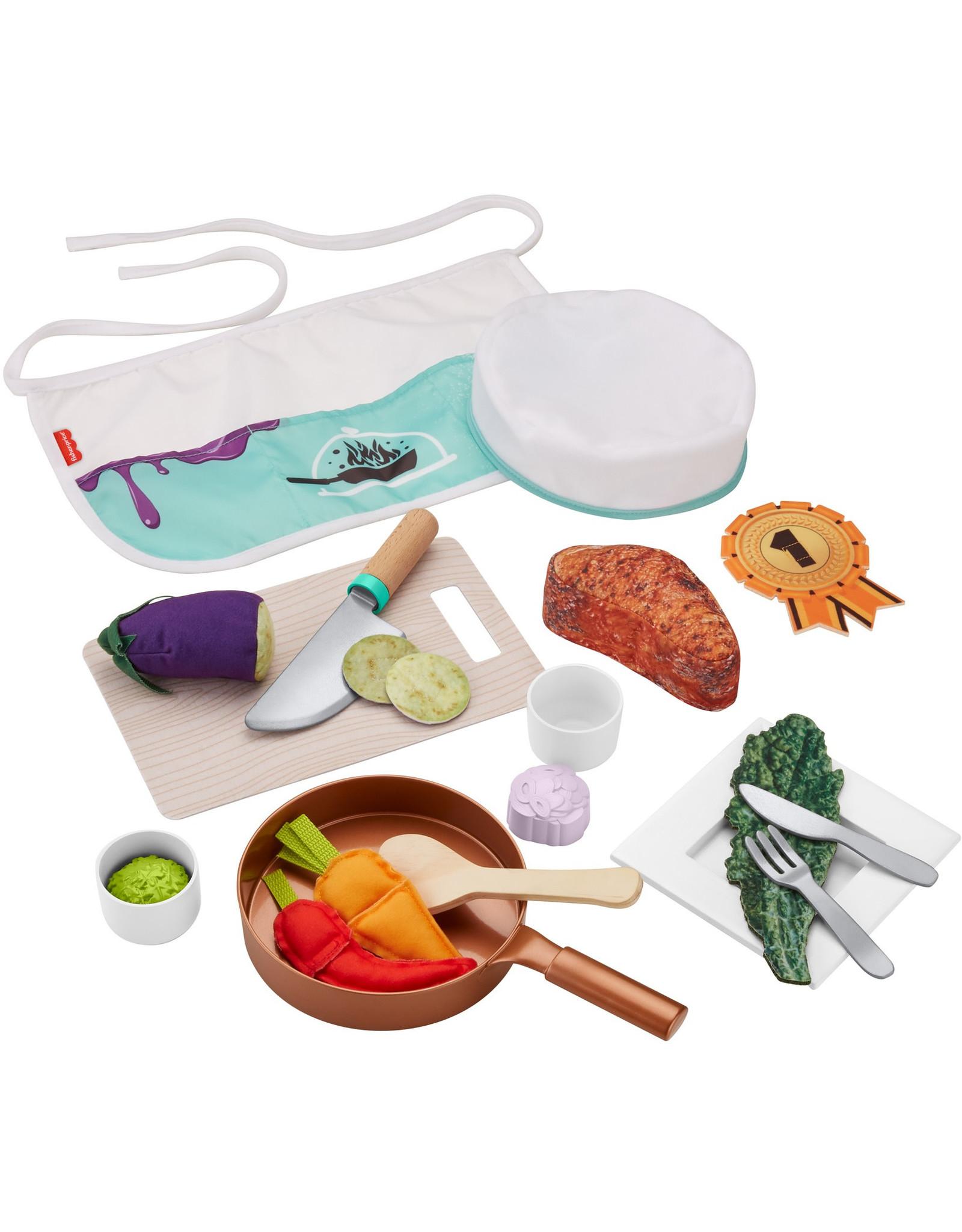 Fisher Price Head Chef Set