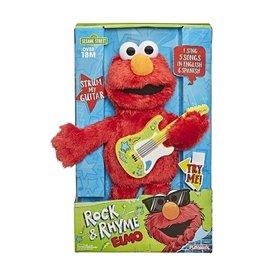 Sesame Street Rock and Rhyme Elmo