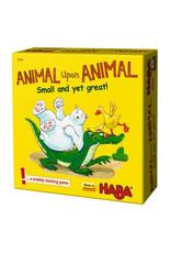Haba Animal upon Animal: Small and yet great!