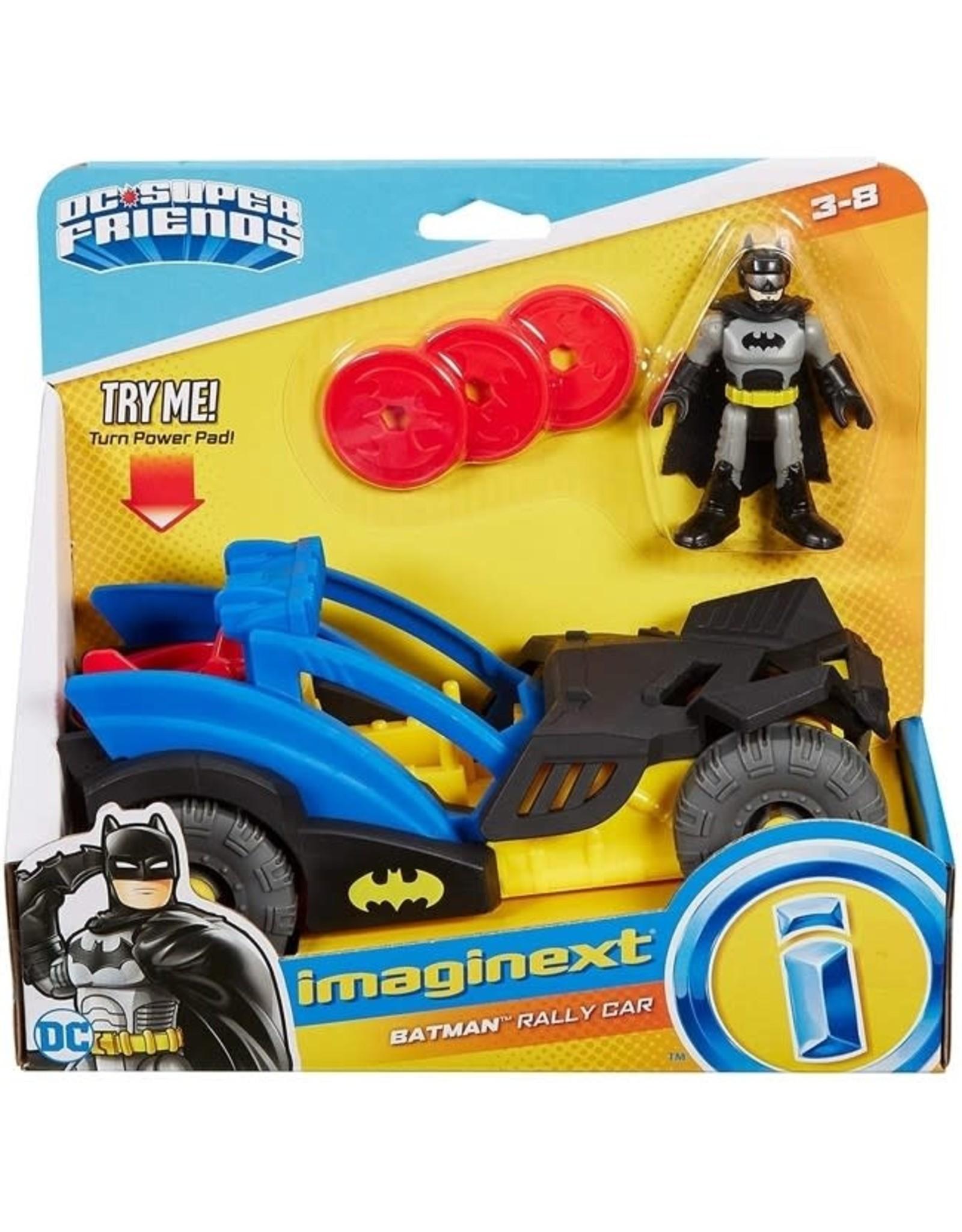 Fisher Price Batman Rally Car