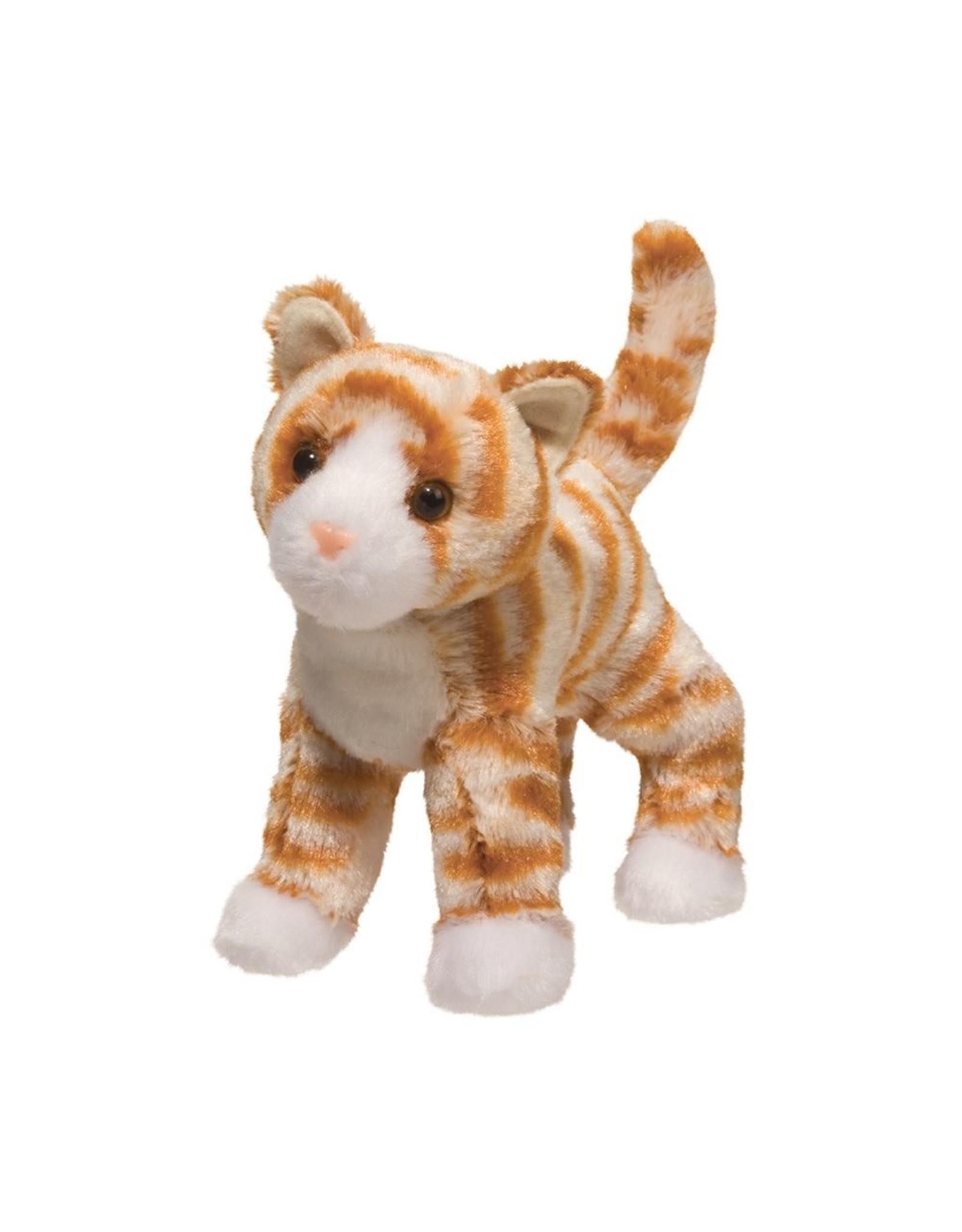 Douglas Hally Orange Striped Cat