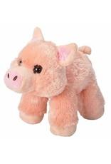 "Wild Republic HUG'EMS-MINI PIG 7"""