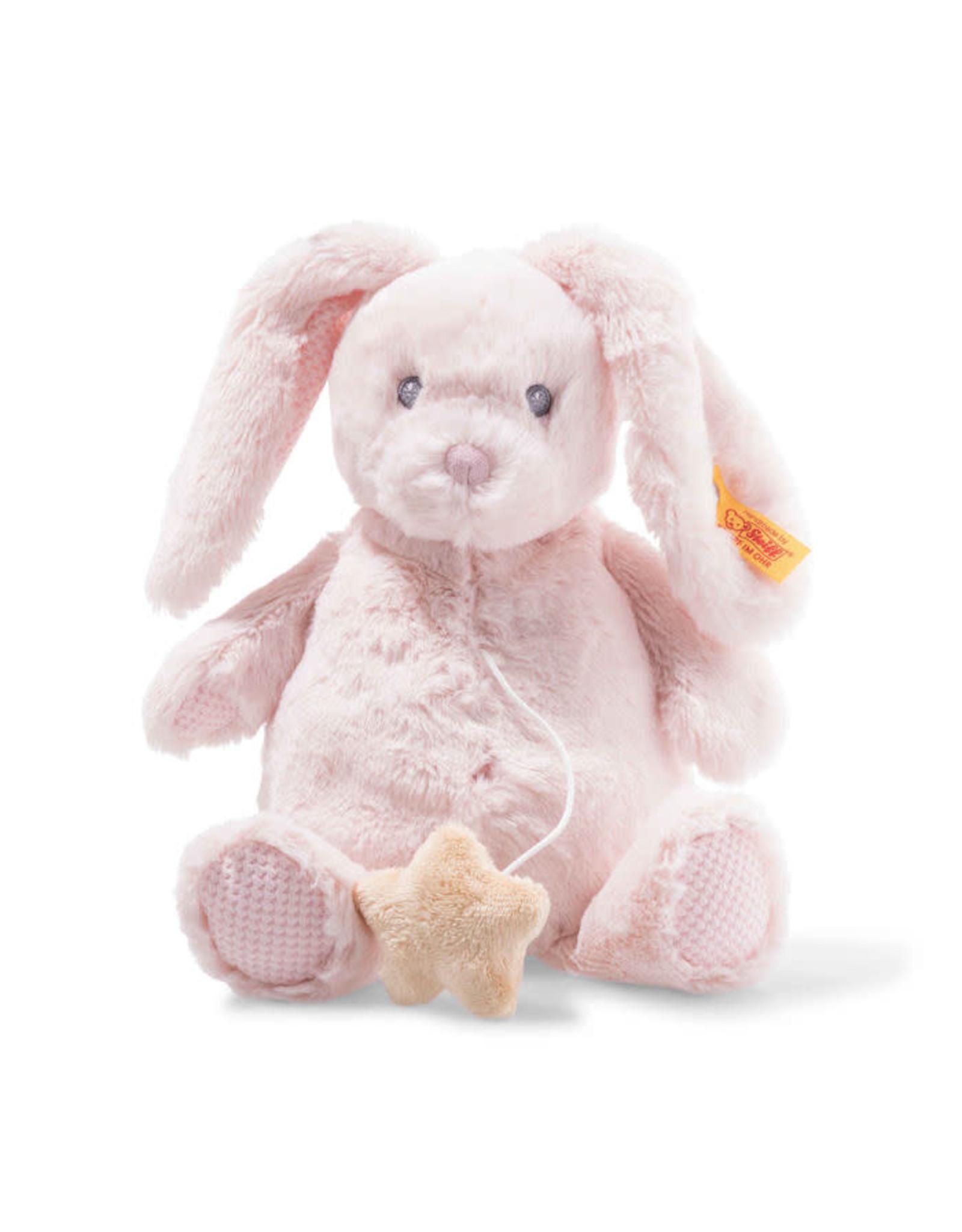 Steiff Belle Bunny Music Box