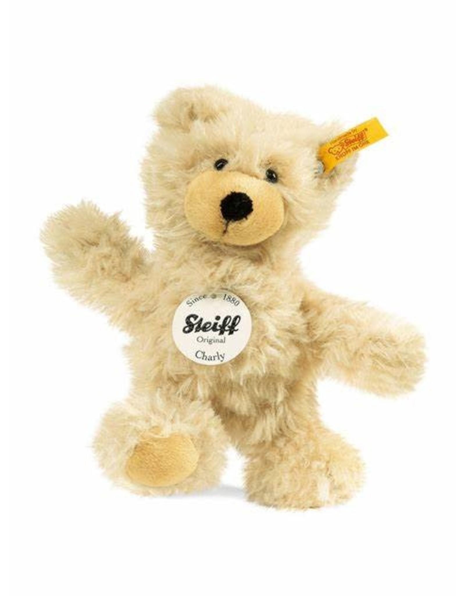 """Steiff Charly Teddy Bear 9"""""""