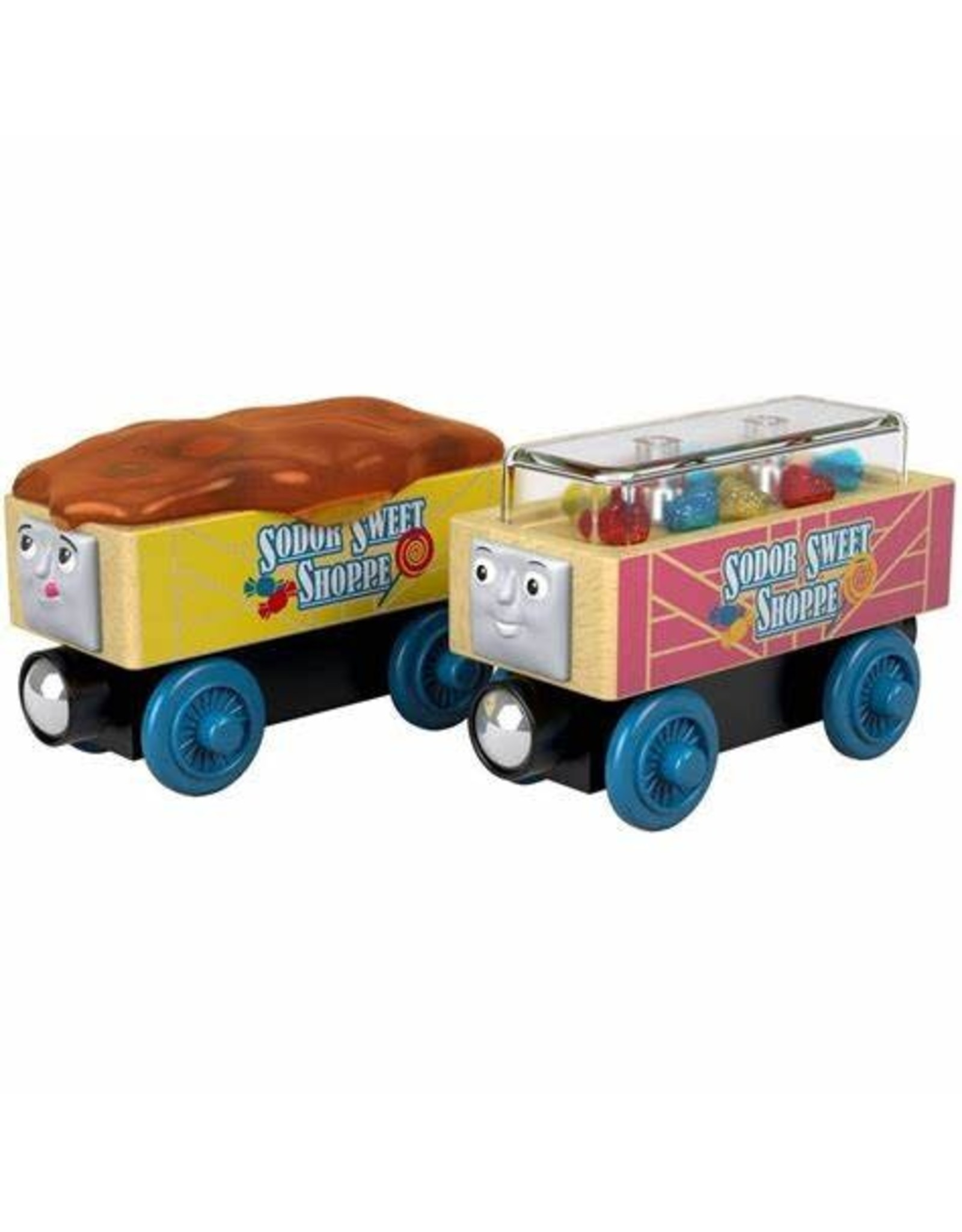Thomas and Friends Candy Cars