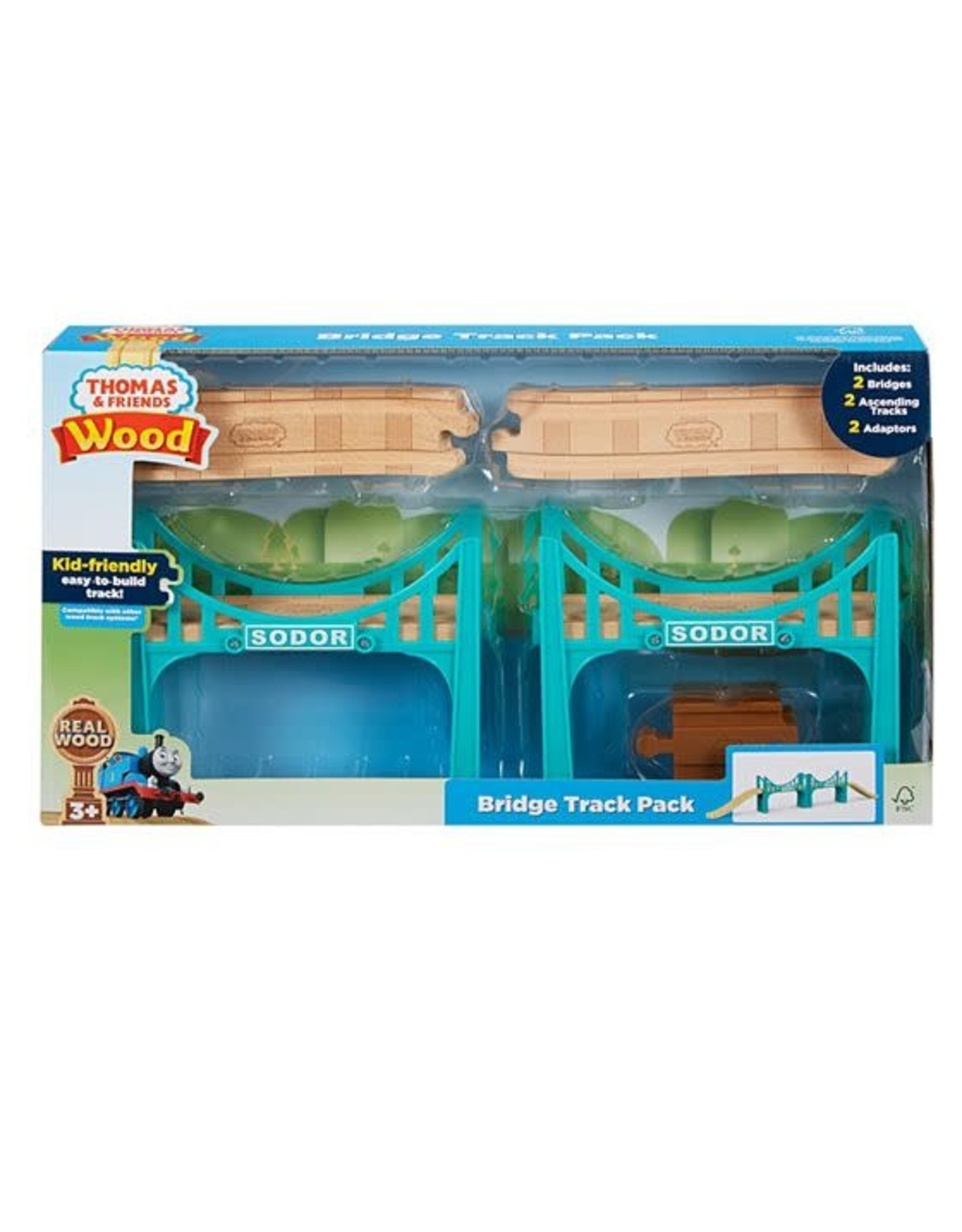 Thomas and Friends Bridge Track Pack