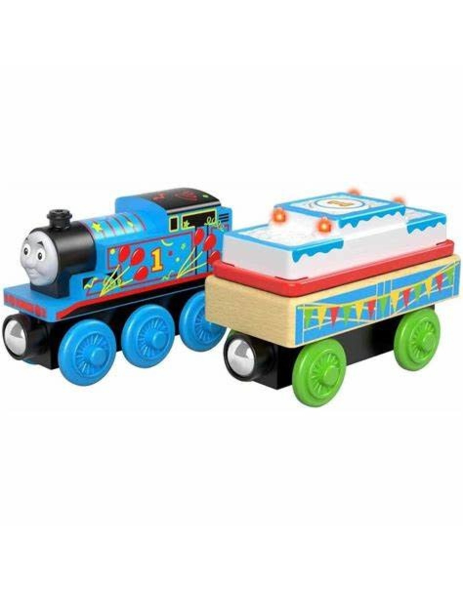 Thomas and Friends Birthday Thomas