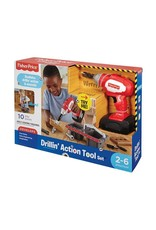 Fisher Price Fisher Price Drillin' Action Tool Set