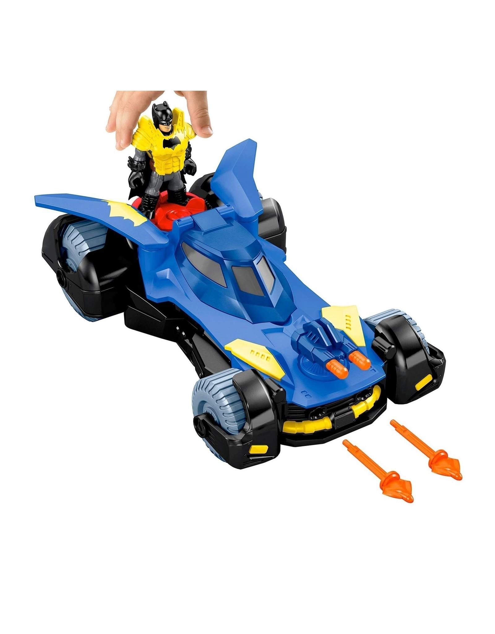 Fisher Price Imaginext DC Super Friends Batmobile