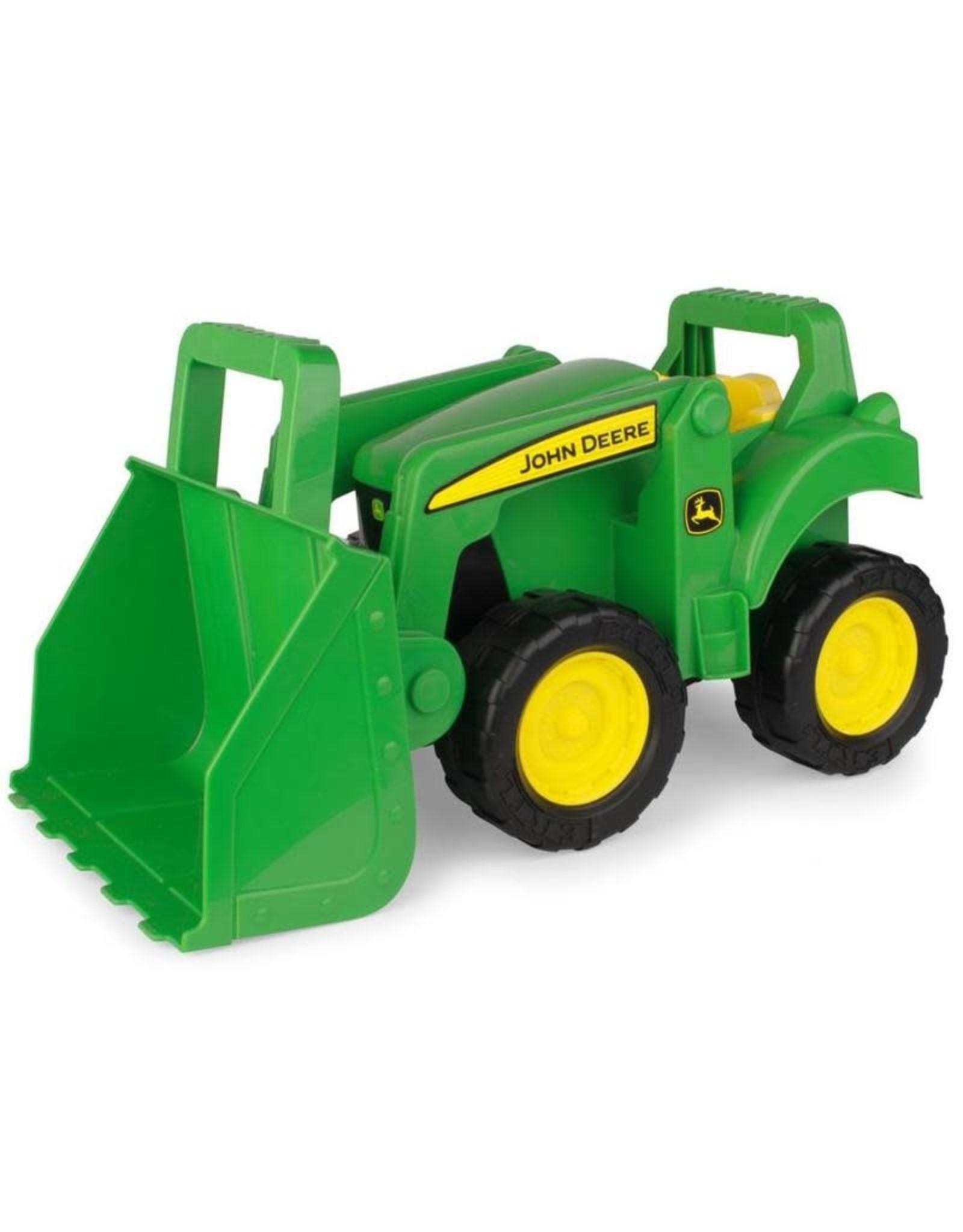 TOMY John Deere 15 Inch Big Scoop Tractor With Loader