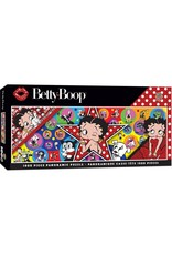 Master Pieces Betty Boop - 1000pc Panoramic Puzzle