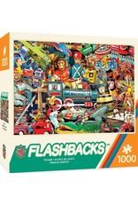Master Pieces Flashbacks - Toyland 1000pc Puzzle