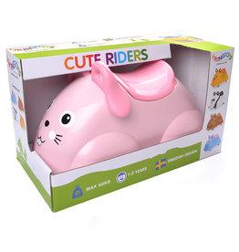 Viking Toys Cute Rider Bunny