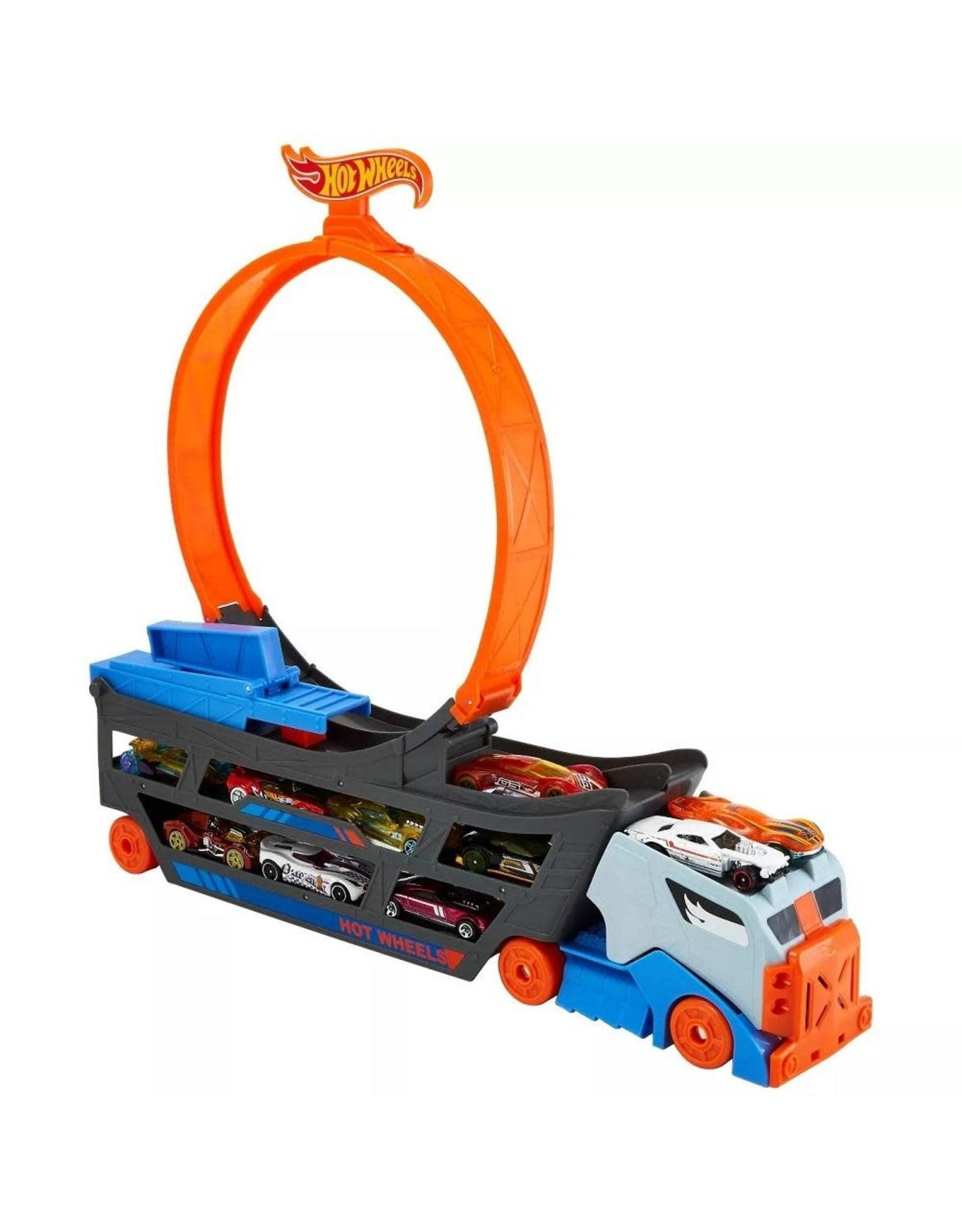 Hot Wheels Hot Wheels Stunt & Go Track Set