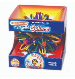 Tedco Toys Hoberman Mini Sphere - Rainbow