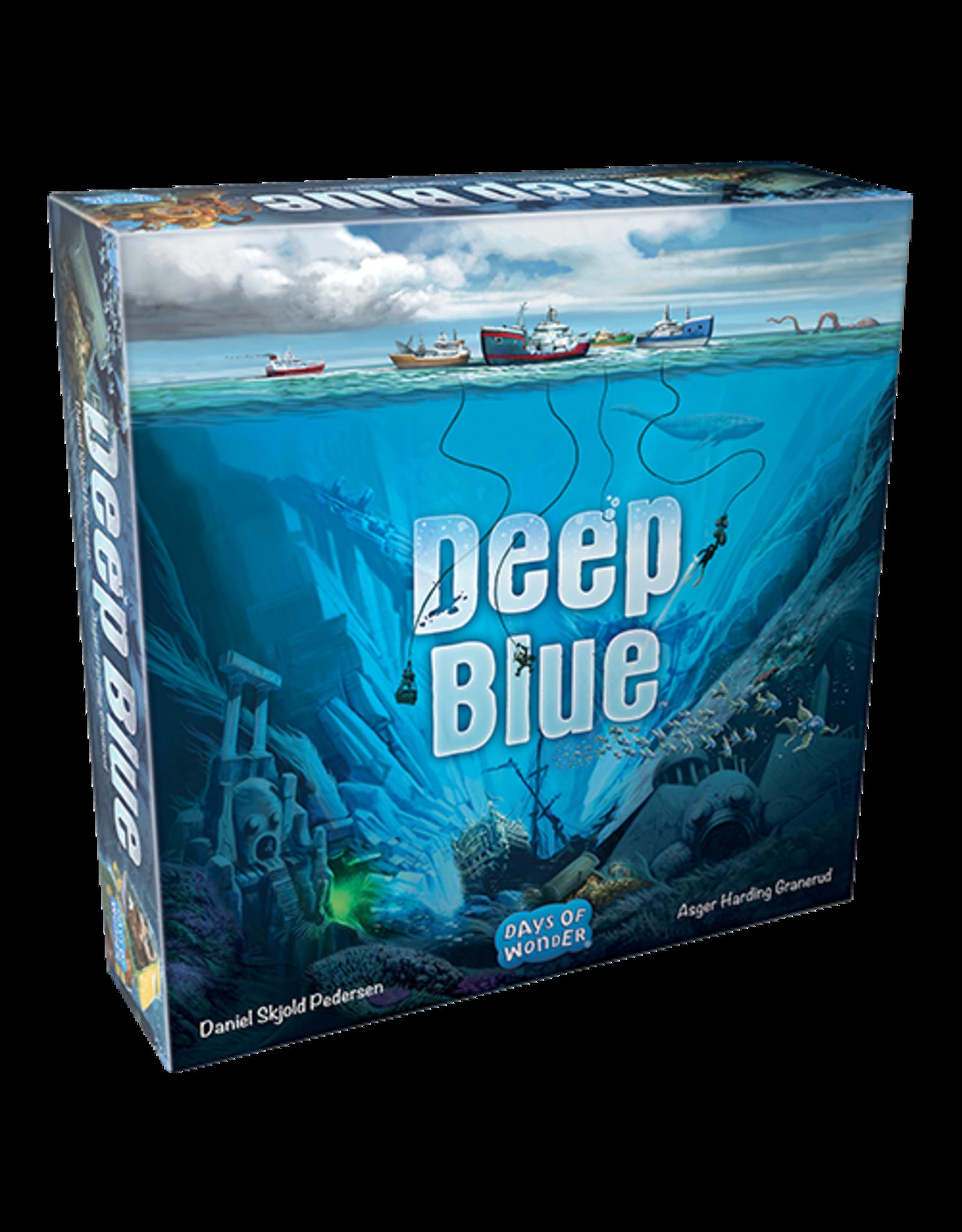 Asmodee Deep Blue