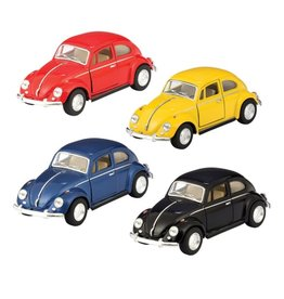 "Schylling Die Cast Vw 5"" Classic Beetle"