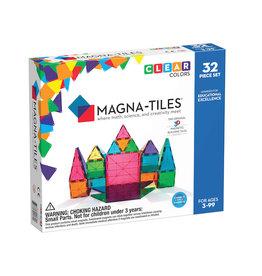 Magna-Tiles Magna Tiles Clear 32 pc
