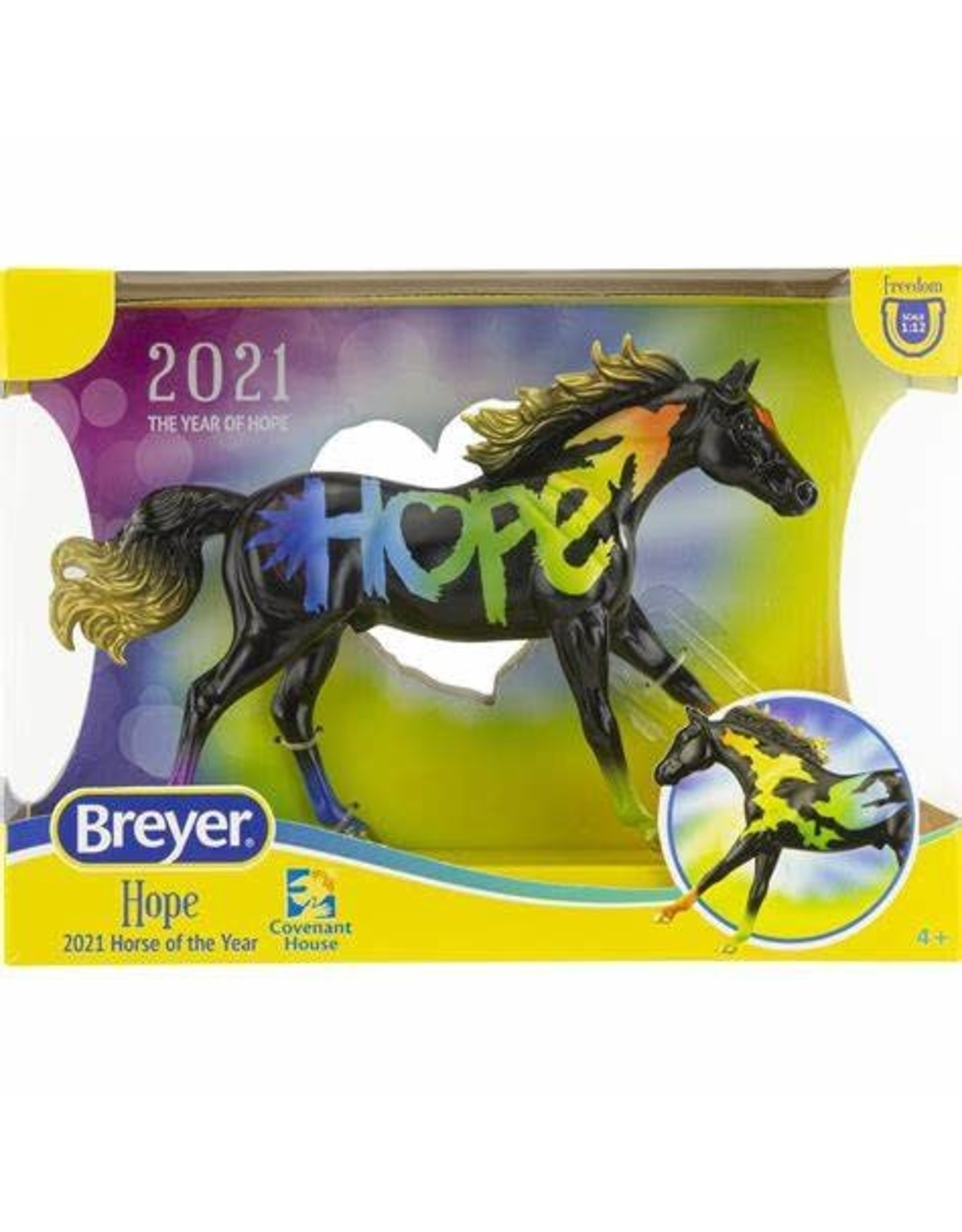 Breyer 2021 Horse of the Year - Hope