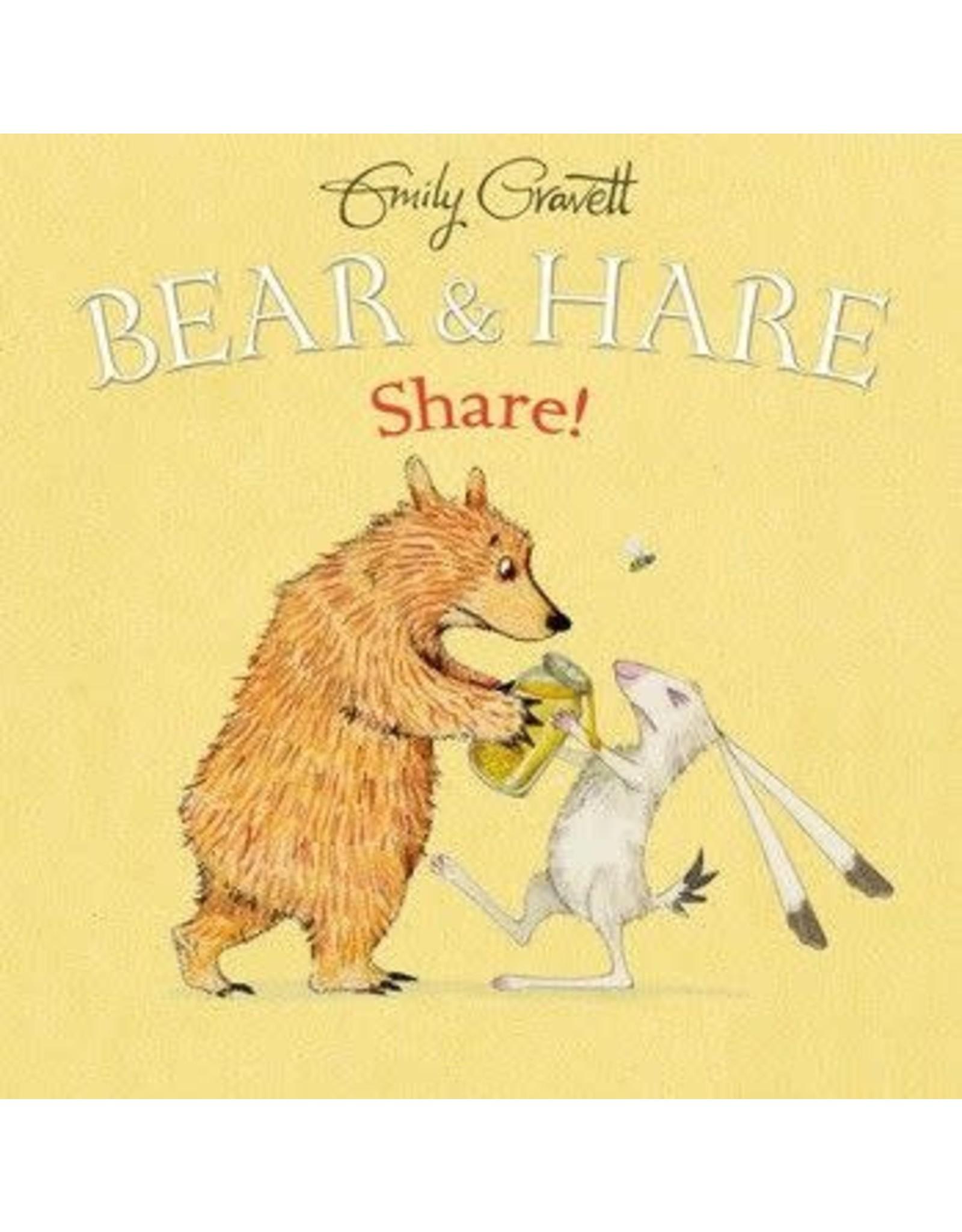 Bear & Hair Share!