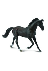 CollectA Black Thoroughbred Mare