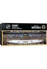 Master Pieces Boston Bruins 1000pc Panoramic Puzzle