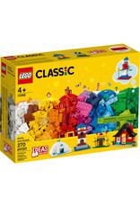 LEGO Bricks and Houses