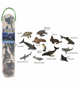 CollectA Box of Mini Sea Animals